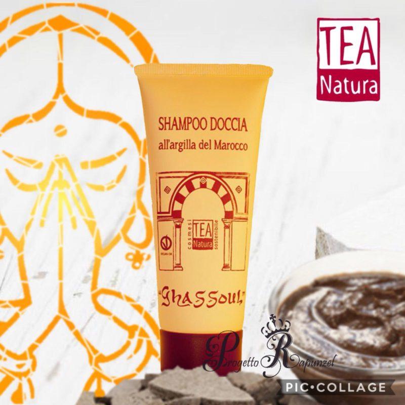TEA NATURA Shampoo Doccia all'Argilla Ghassoul