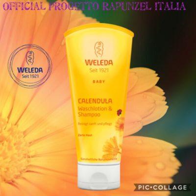 Weleda Shampoo