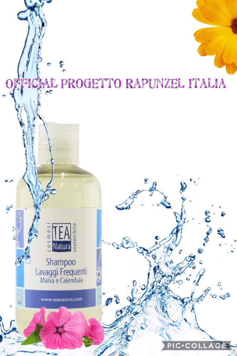 TEA NATURA Shampoo Lavaggi Frequenti Malva Calendula