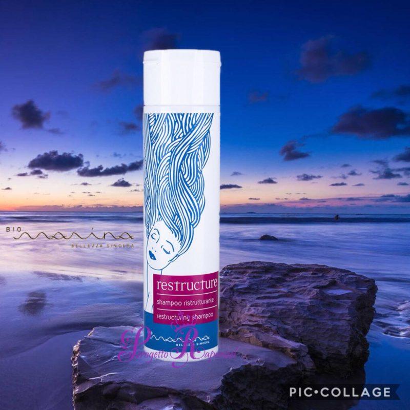 BIOMARINA Shampoo ristrutturante