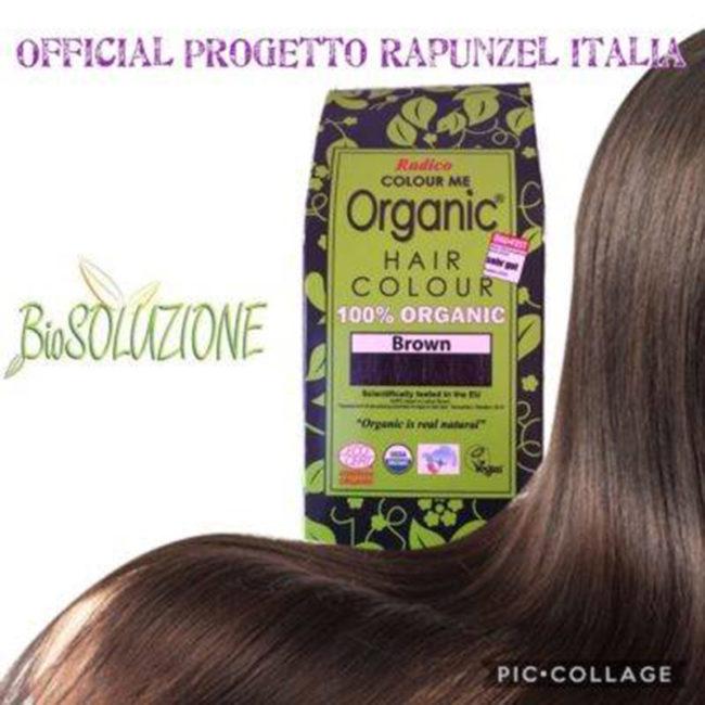 Radico Colour Me Organic Brown