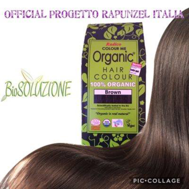 Radico Colour Me Organic Brown