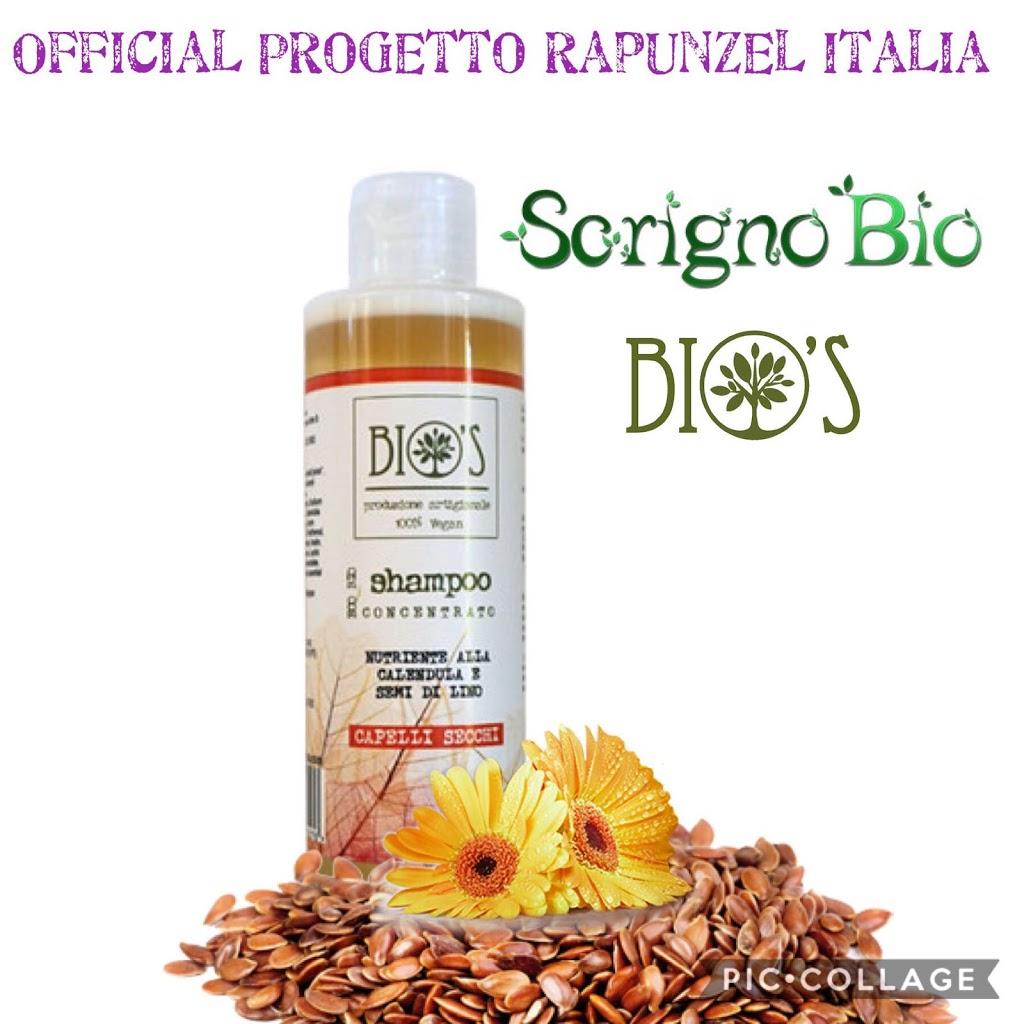 ⚜Recensione – Shampoo BIO'S concentrato alla Calendula e Semi di Lino – Per Capelli Secchi o Trattati ⚜