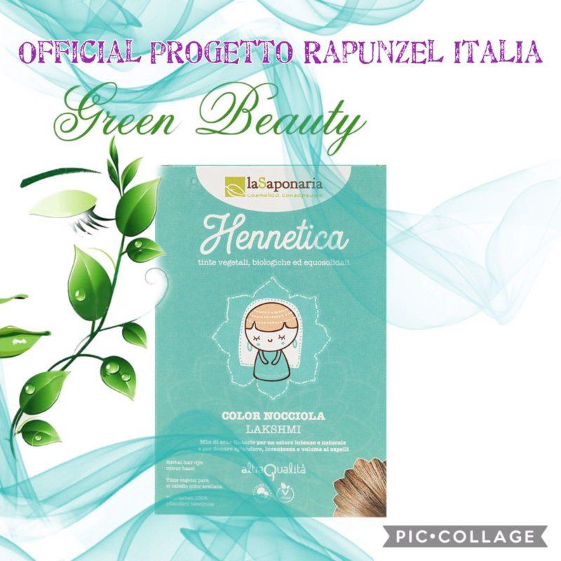 Hennetica La saponaria – Tinta vegetale nocciola – Lakshmi