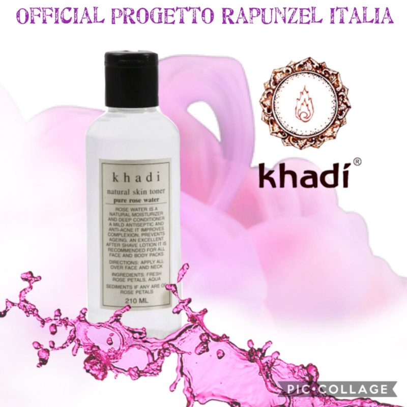 Acqua di Rose (Herbal Skin Toner – Rose Water)-KHADI®