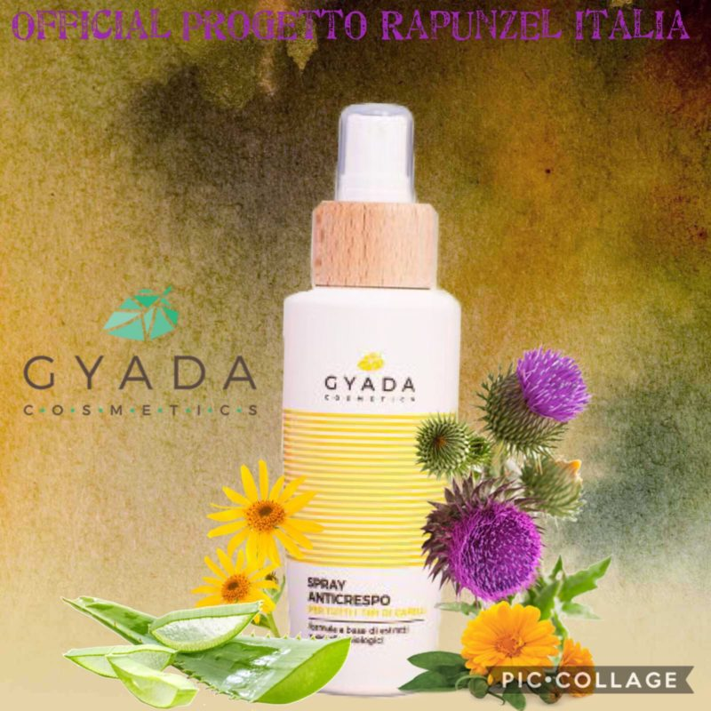 Spray Anticrespo – Gyada Cosmetics