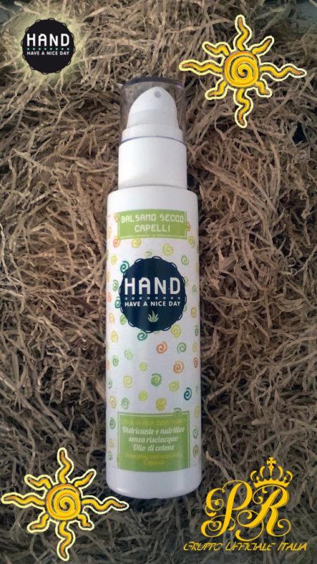 ☀️Recensione Balsamo secco Bio Hand