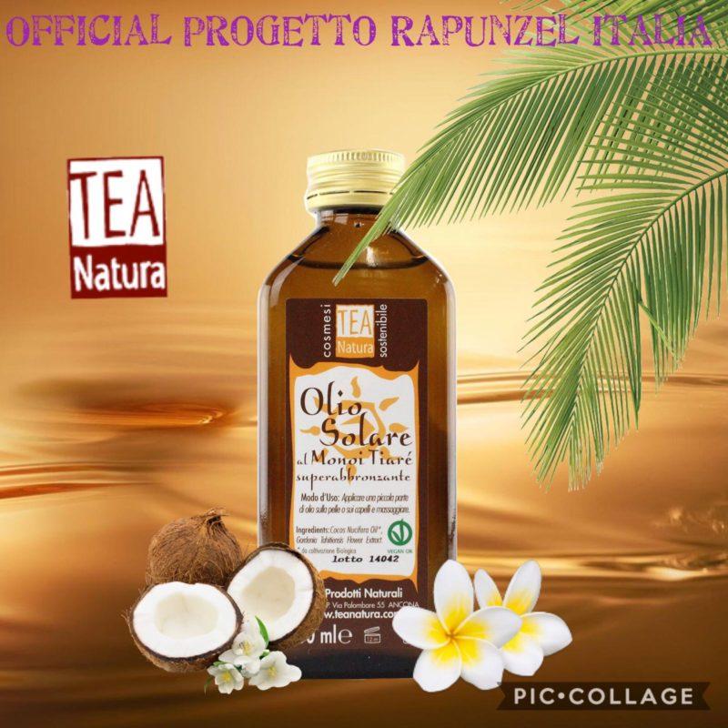 TEA NATURA – Olio Monoi al Tiaré