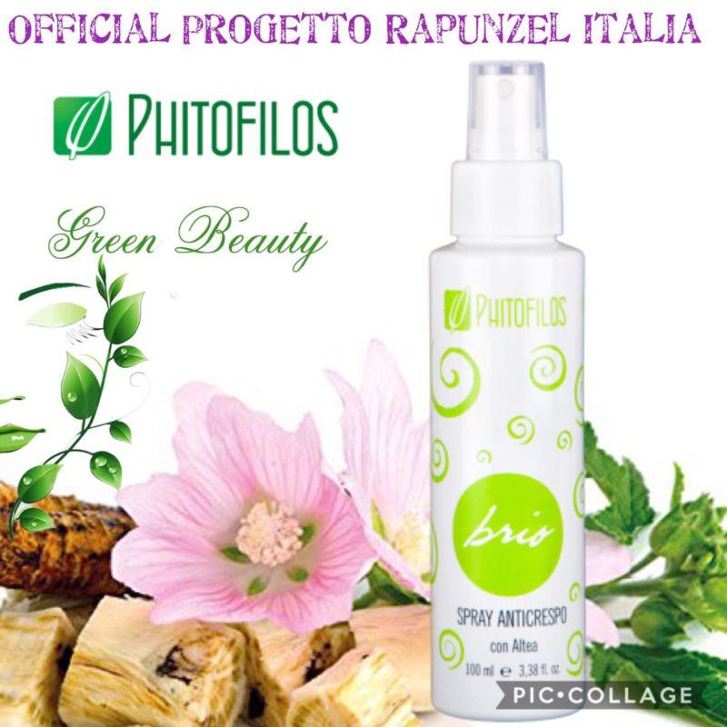 Spray Anticrespo con Altea – Linea Brio – PHITOFILOS