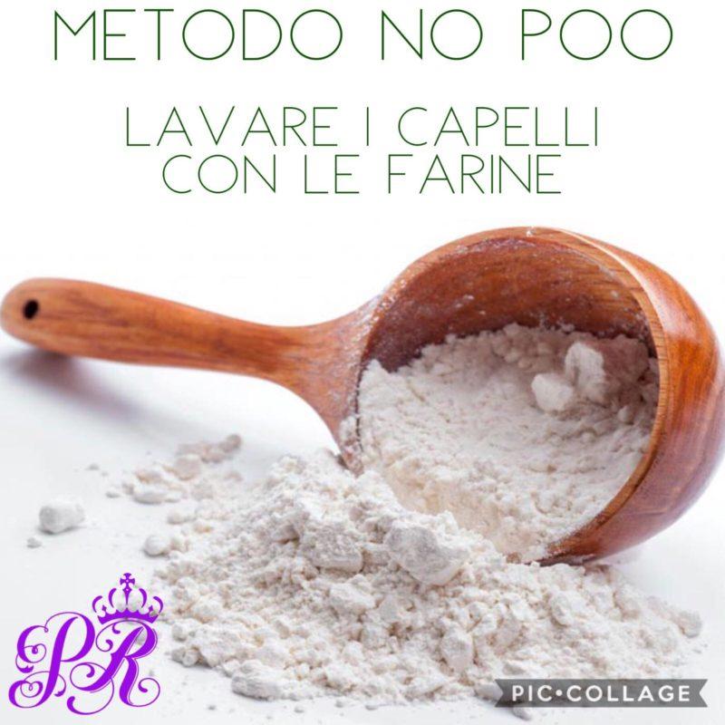 SHAMPOO CON LE FARINE – NO POO