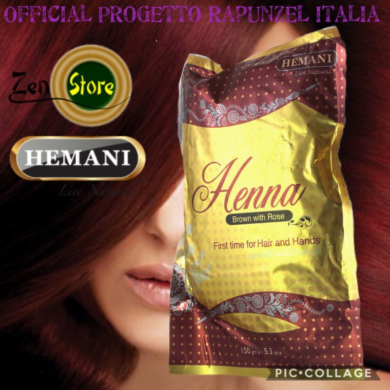 Hemani – Brown with Rose