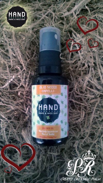 ❣️Recensione Olio Secco Capelli BIO al fico d'India – HAND