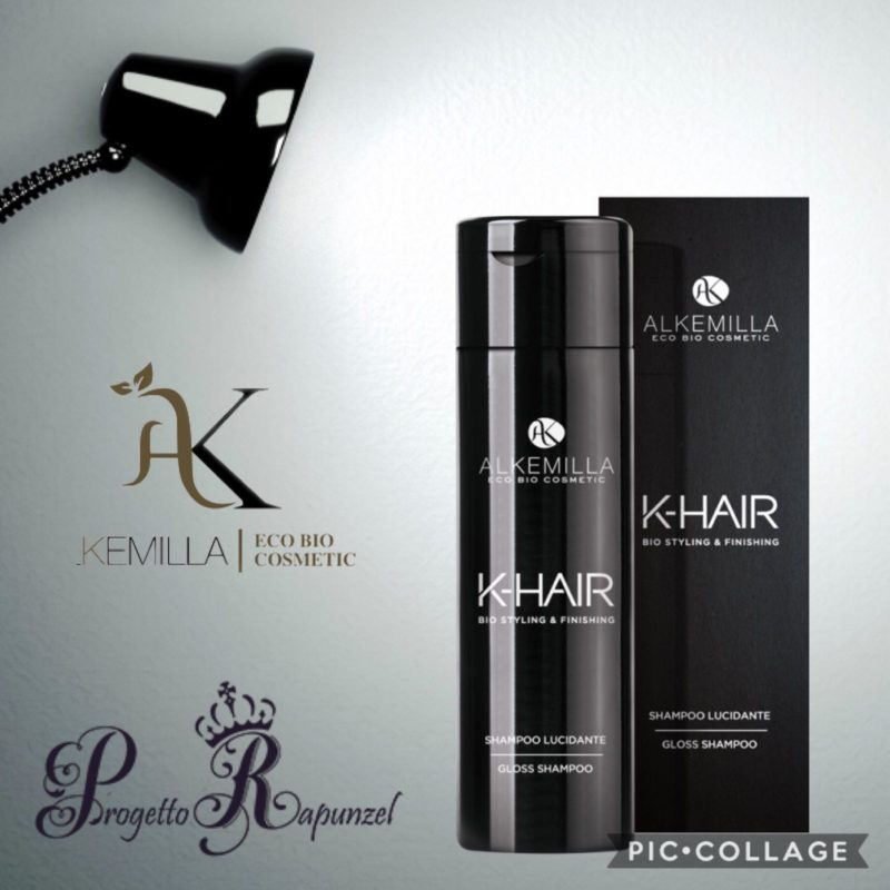 Alkemilla Shampoo Lucidante K-Hair