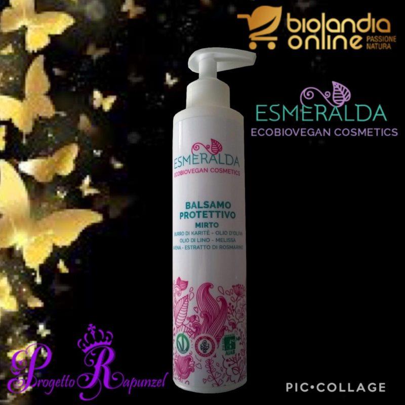 Esmeralda Balsamo Protettivo al Mirto