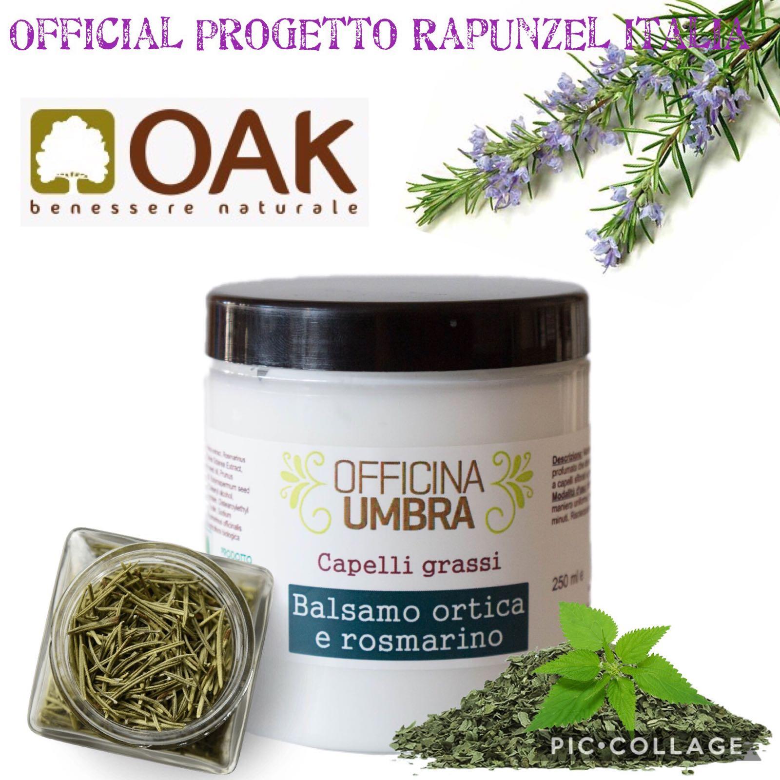 Officina Umbra Balsamo per capelli grassi – Bioteko