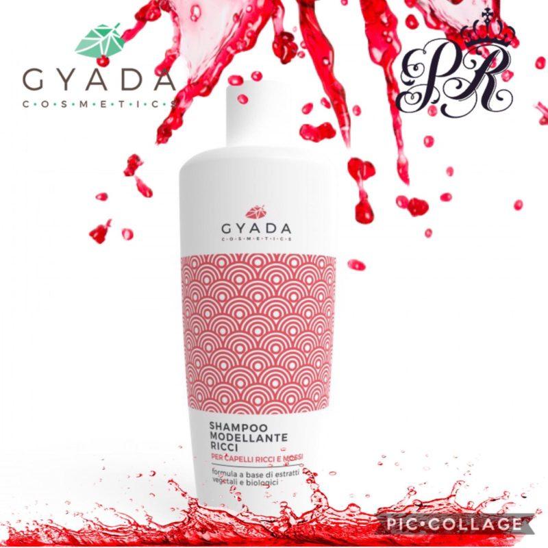 GYADA Shampoo Modellante Ricci – Linea Color Vibes