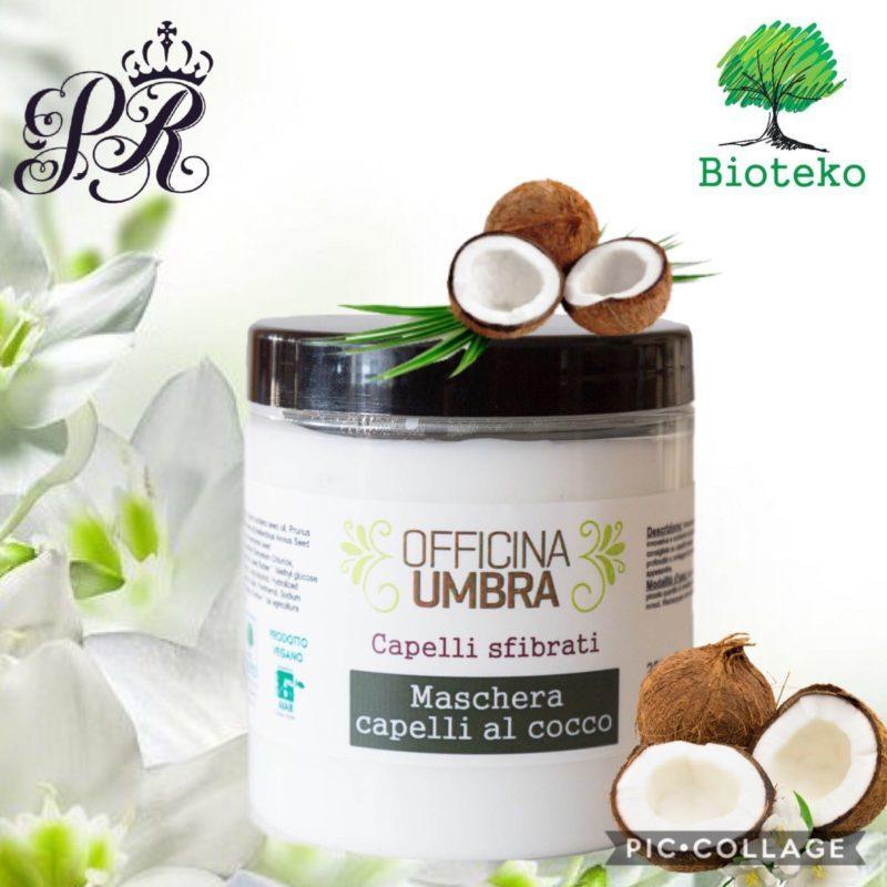 Officina Umbra Maschera al Cocco – Bioteko