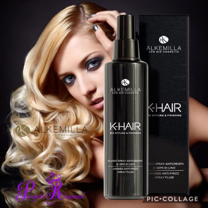 ALKEMILLA FLUIDO SPRAY ANTICRESPO K-HAIR