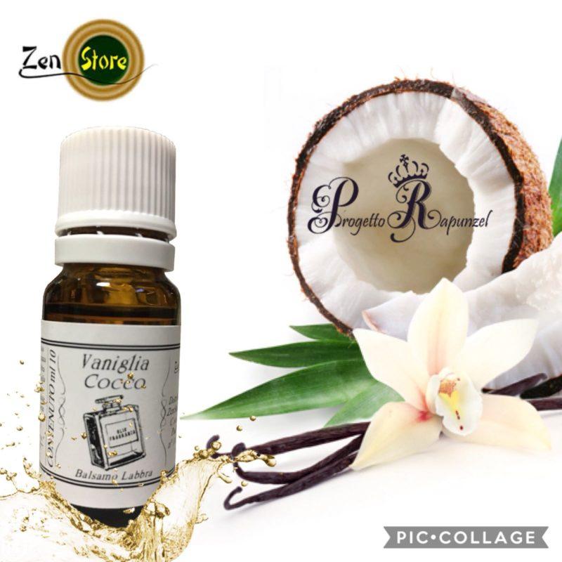 ZENSTORE Olio fragranza vaniglia cocco