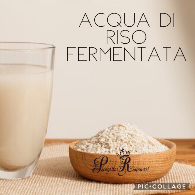 Acqua di riso