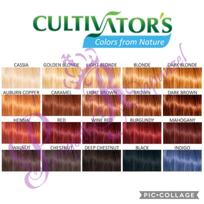 Cultivator's Henna