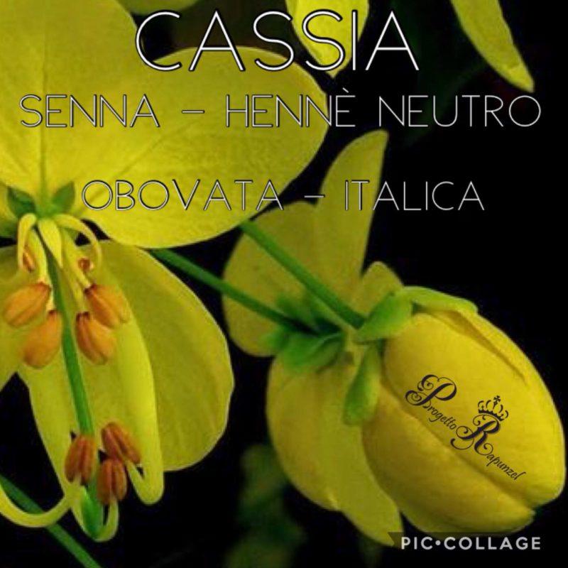 Cassia – Obovata – Italica – Senna