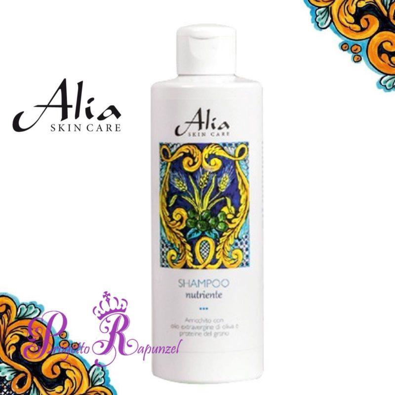 ALIA Shampoo Nutriente