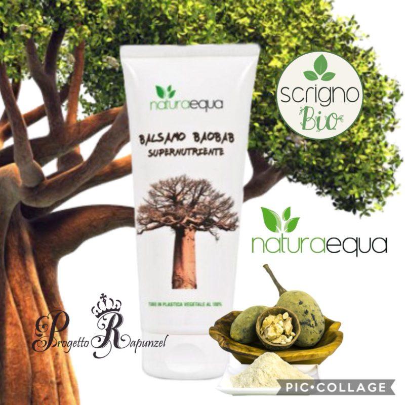 NATURAEQUA Balsamo Baobab Supernutriente