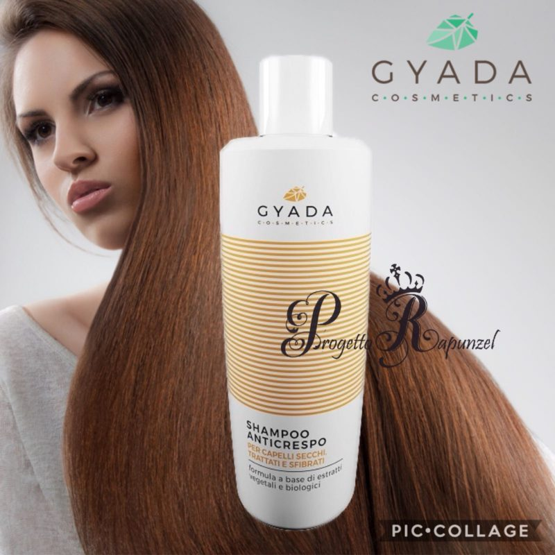Gyada Shampoo Anticrespo