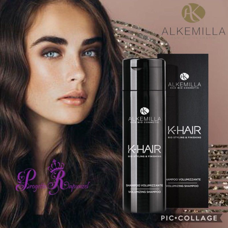 Alkemilla shampoo volumizzante K-Hair