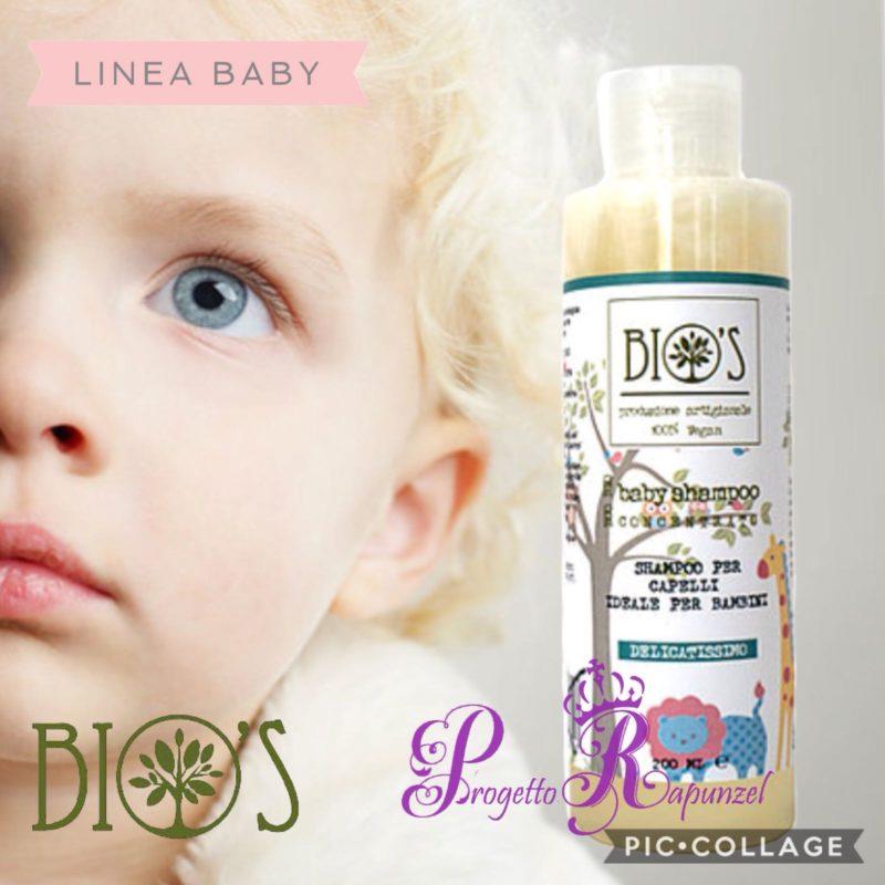 Bio's Baby Shampoo
