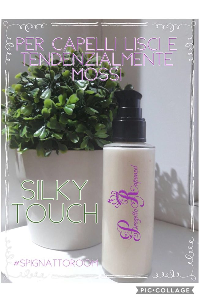 SILKY TOUCH (leave-in fai da te)