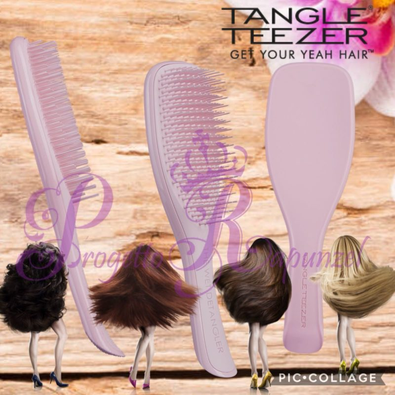 TANGLE TEEZER Spazzola per capelli Wet detangler