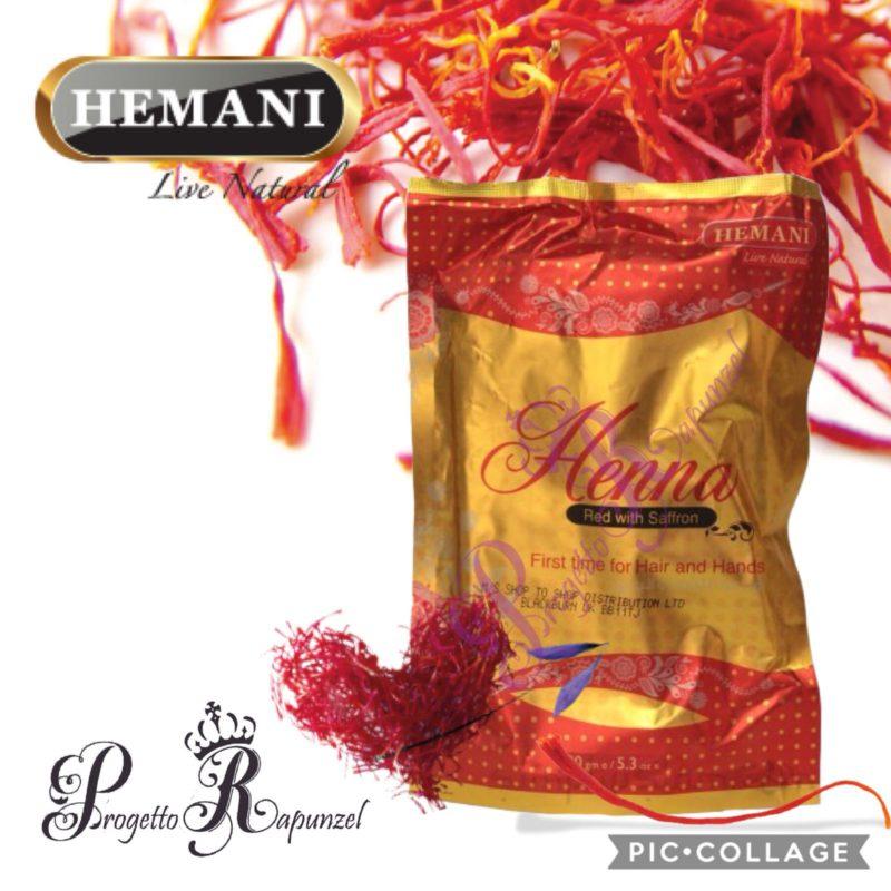 HEMANI RED
