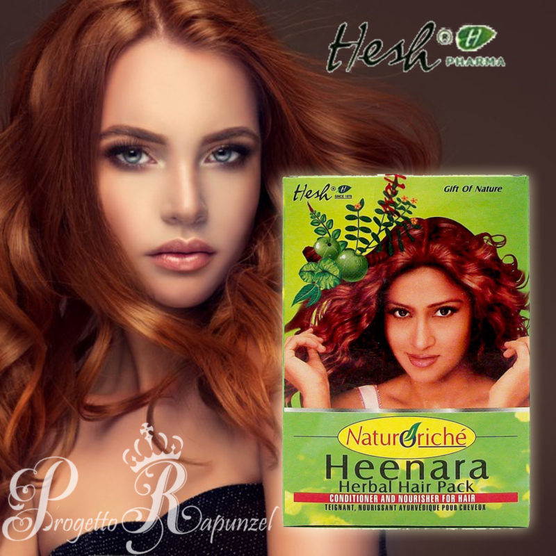 Hesh Heenara Herbal Hair Pack