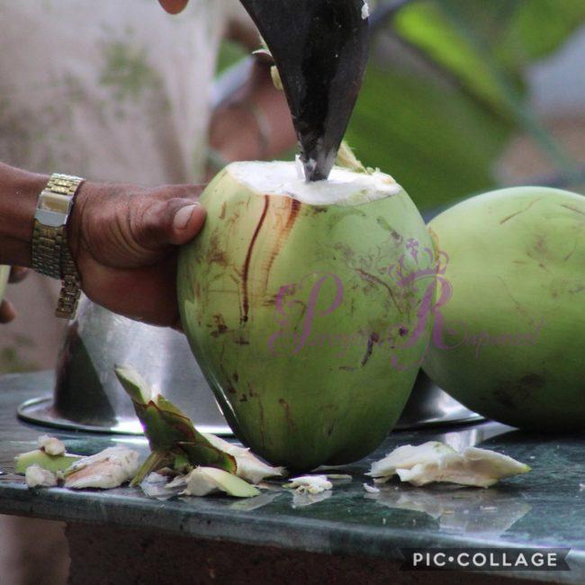 adatto per la casa 2 pezzi la cucina il supermercato Finto modello di noce di cocco TJTJ
