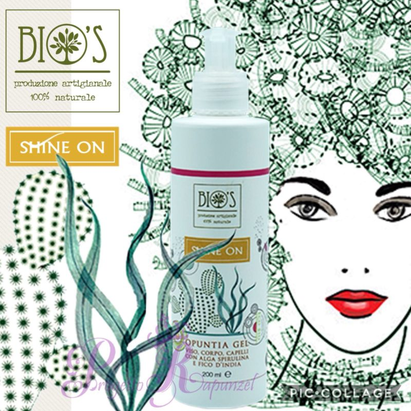 Bio's Opuntia Gel – Linea Shine One