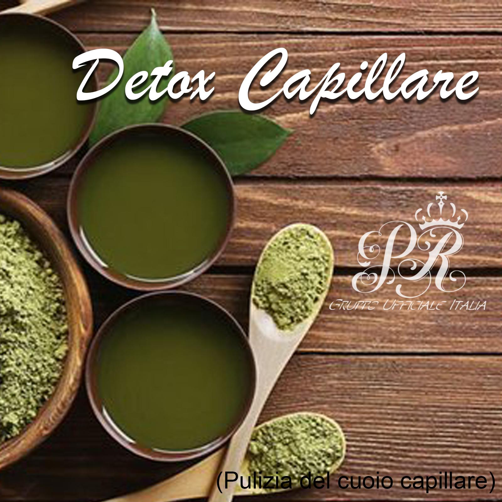 Detox Capillare – Pulizia del cuoio capillare