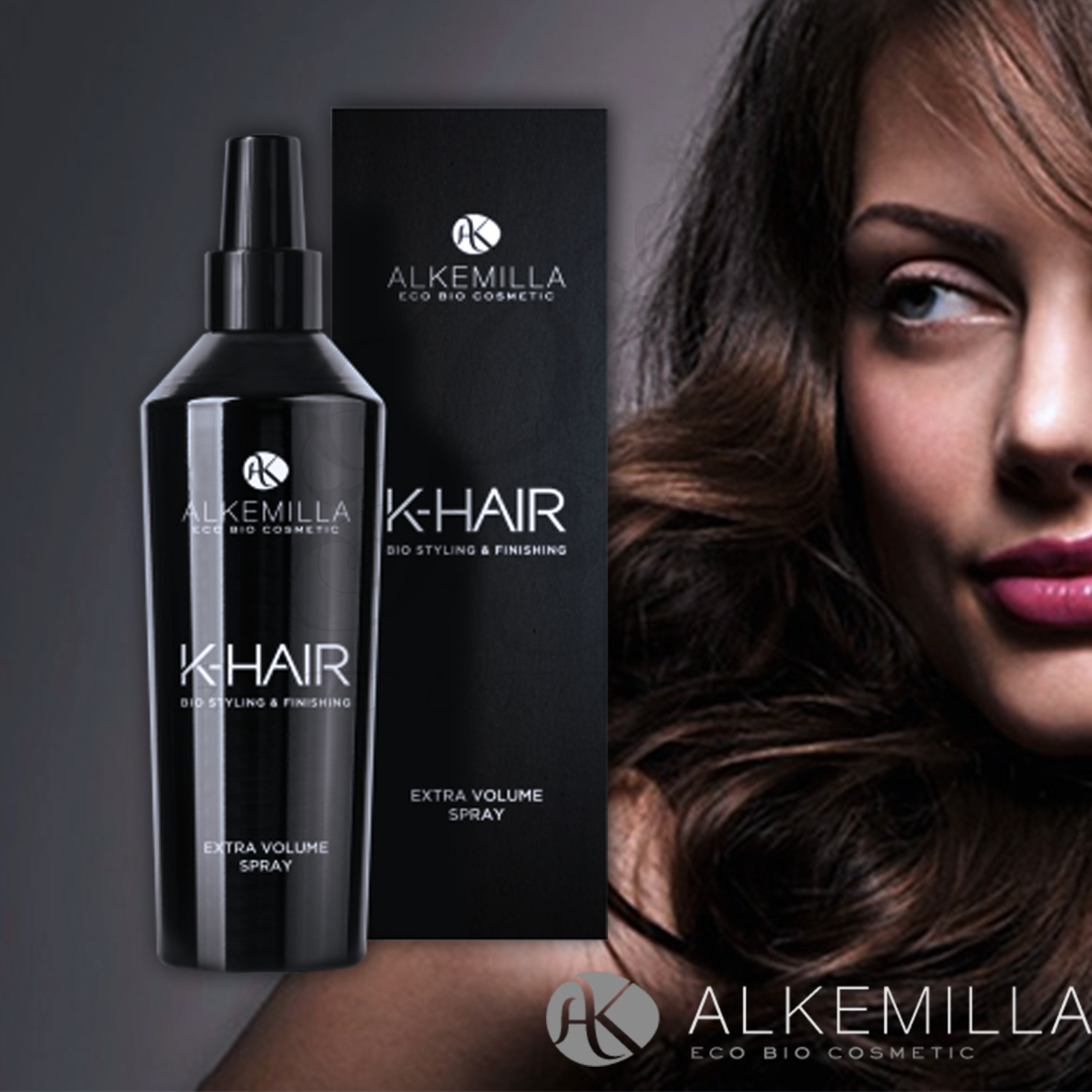 ALKEMILLA K-HAIR SPRAY EXTRA VOLUME