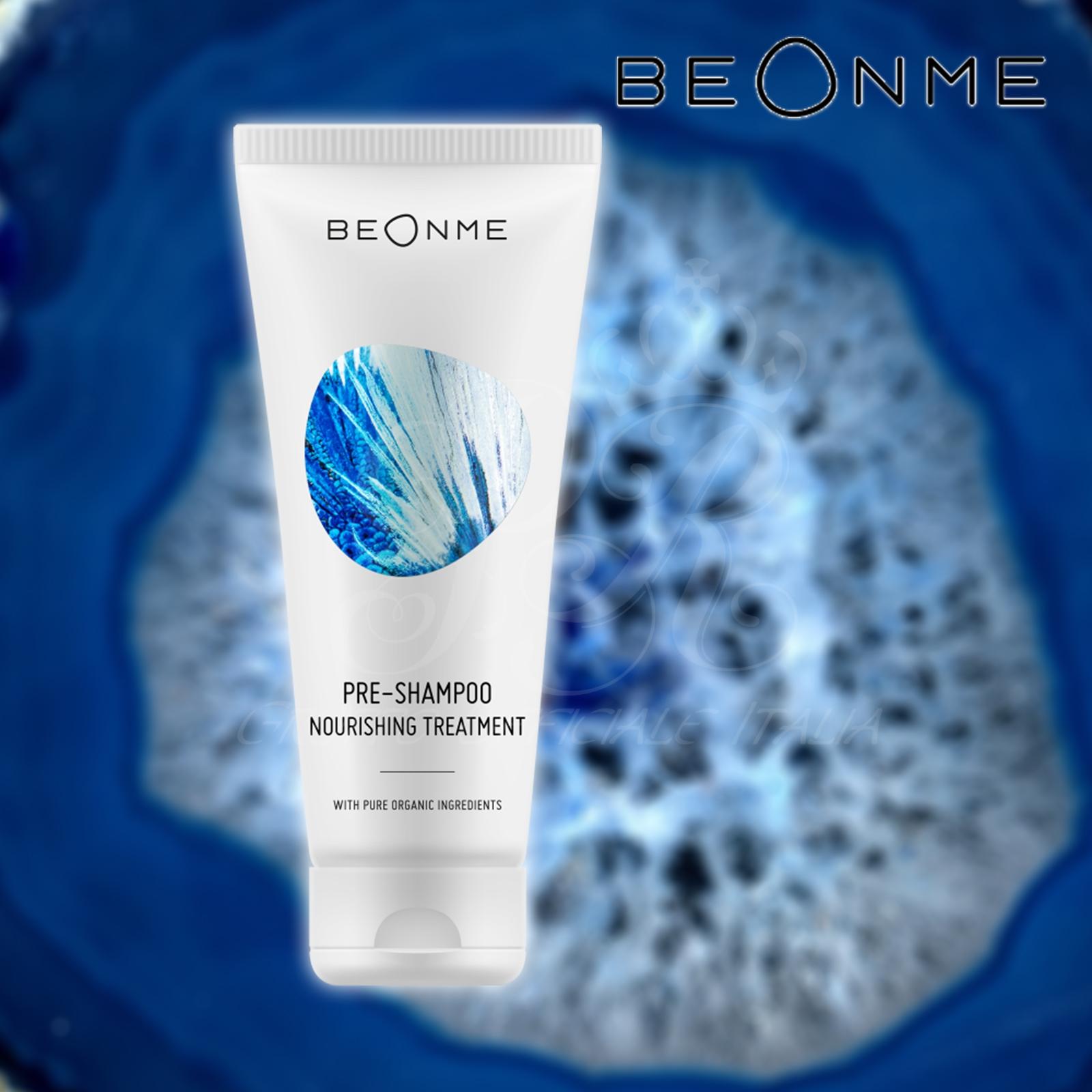 BeOnMe Trattamento nutriente pre-shampoo