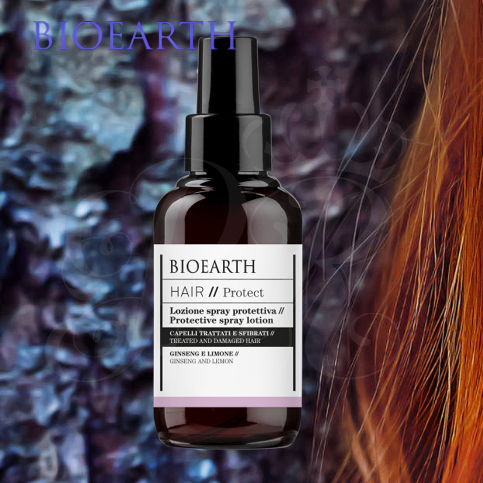 Bioearth Hair 2.0 Lozione Spray Protettiva