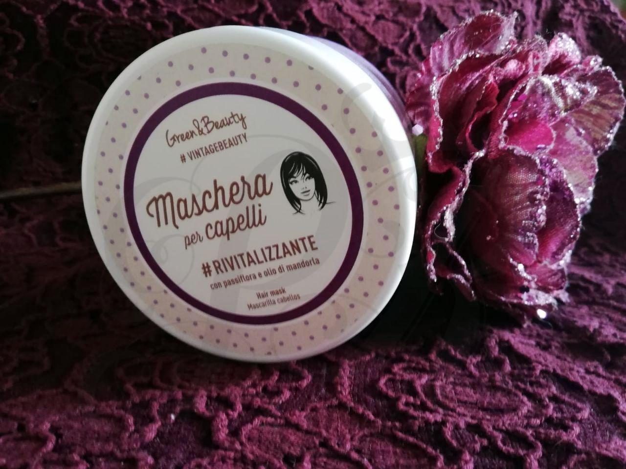 Green&Beauty Maschera per Capelli Rivitalizzante