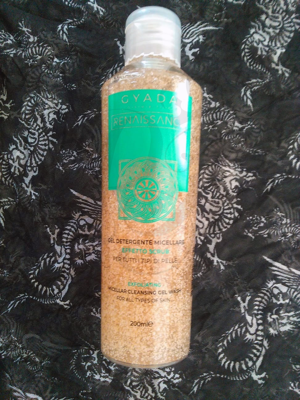 Gyada Cosmetics Detergente Scrub Micellare