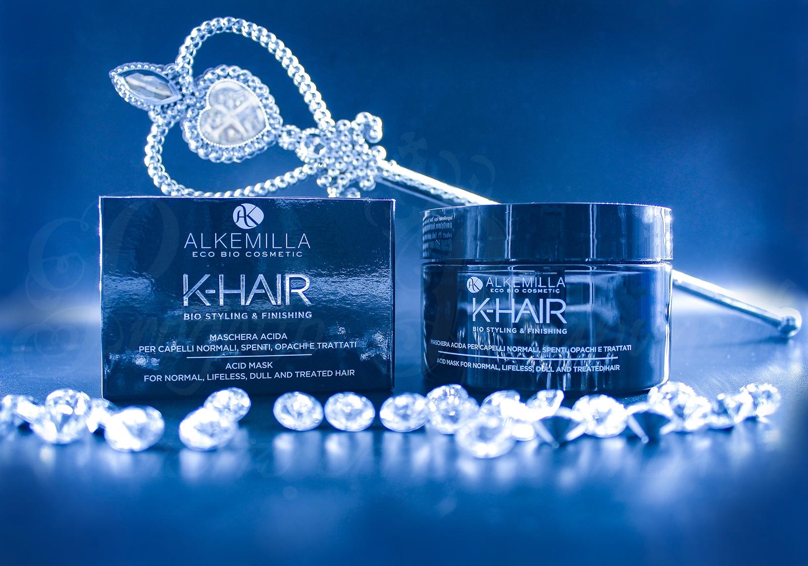 Alkemilla Cosmetics Maschera capelli Acida – K-Hair