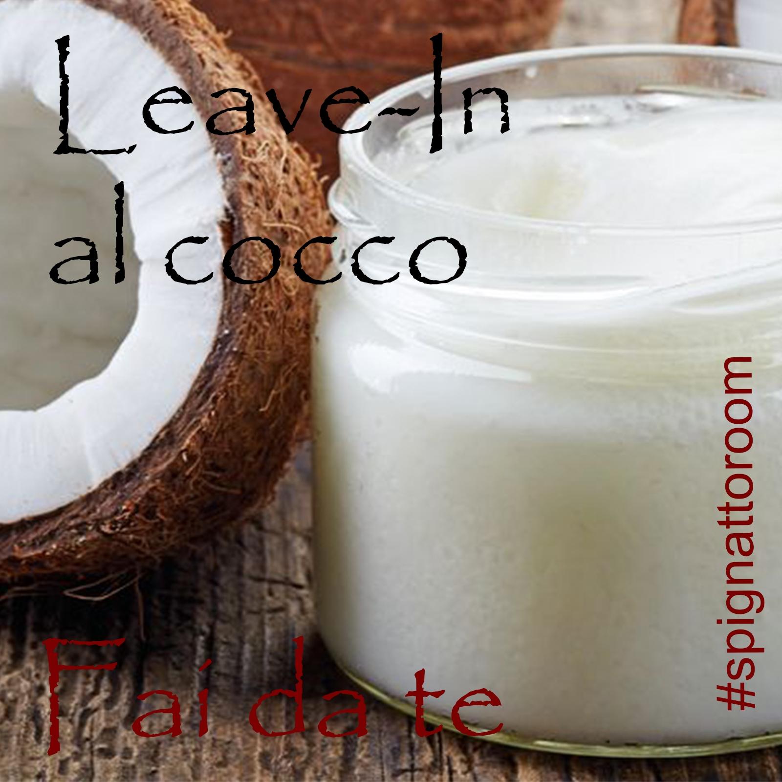 Leave-In al cocco