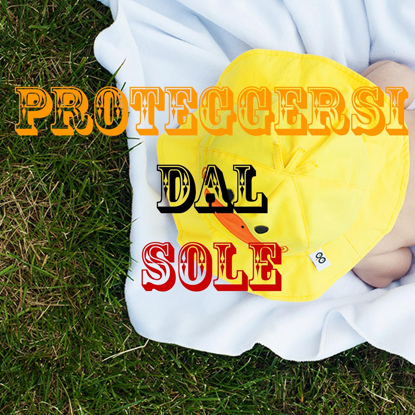 Proteggersi dal sole