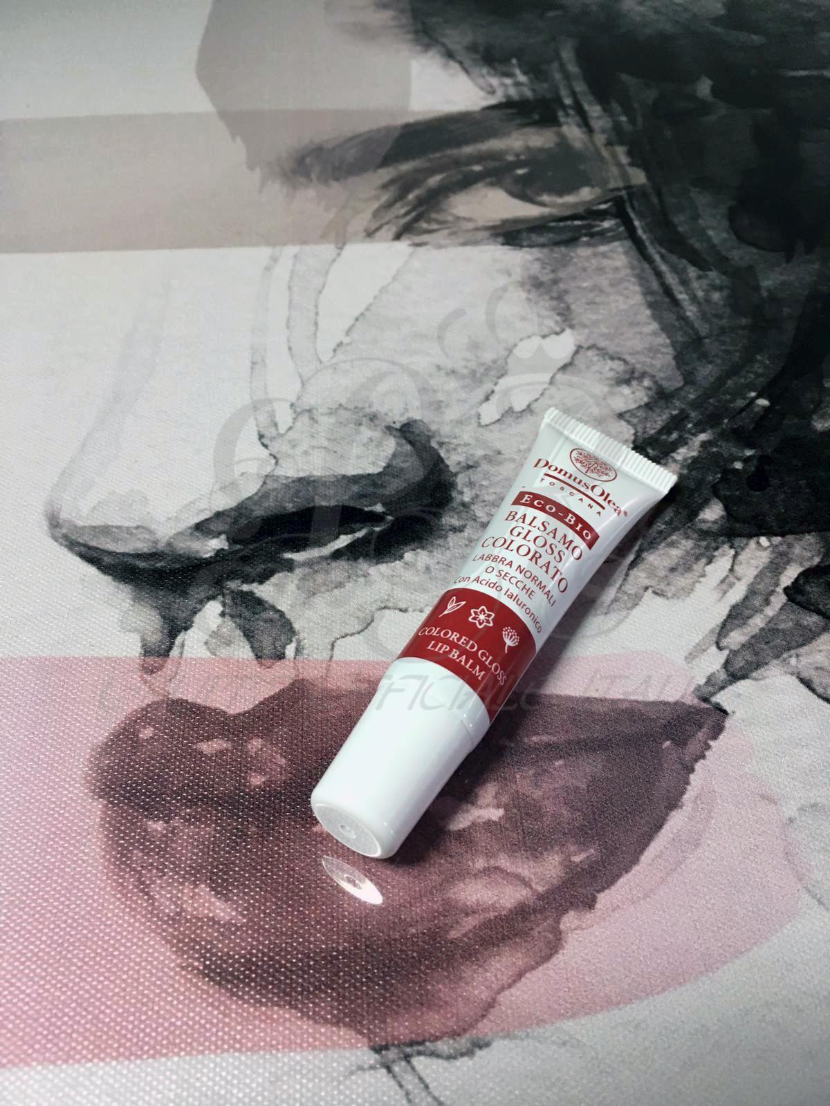 Domus Olea Balsamo Anti-Age Labbra Colorato