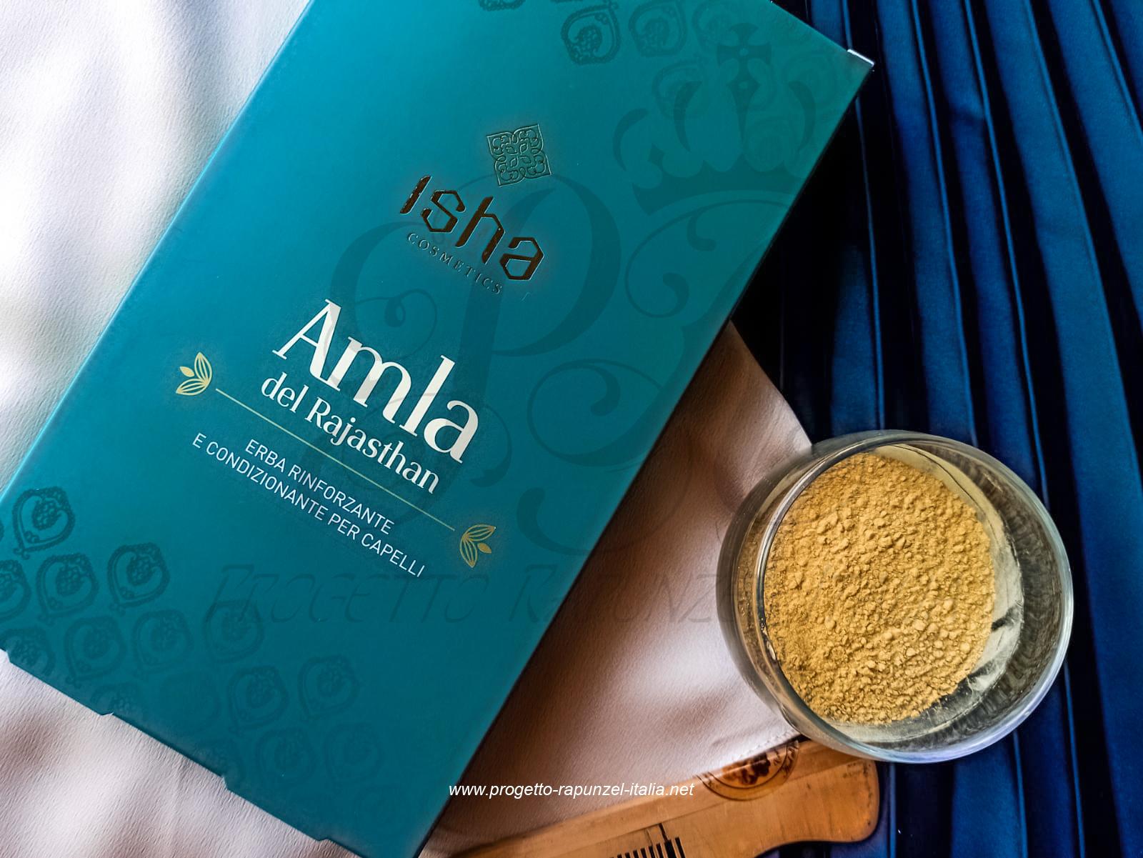 ISHA Cosmetics Amla del Rajasthan