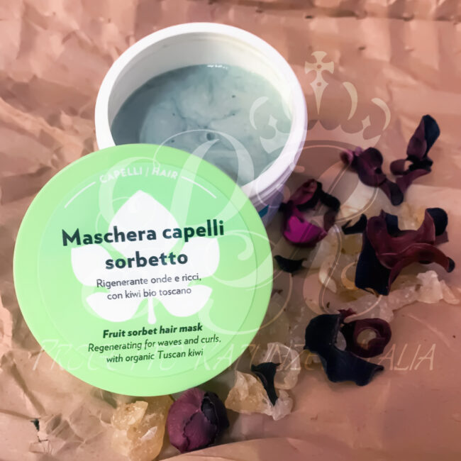 Biofficina Toscana Maschera Capelli Sorbetto