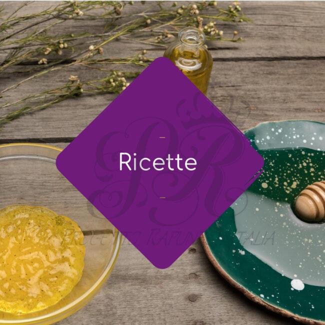 Capelli Secchi Ricette